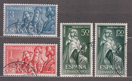 Fernando Poo Correo 1964 Edifil 235/8 O - Fernando Po