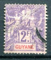 GUYANNE FRANCAISE - Y&T 48 - Usados
