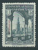 Fernando Poo Sueltos 1929 Edifil 176 ** Mnh - Fernando Po