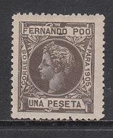 Fernando Poo Sueltos 1905 Edifil 146N ** Mnh - Fernando Po