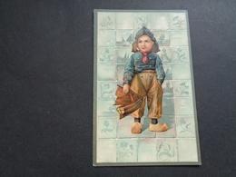 Enfant ( 4212 )   Kind  Carte Gaufrée   Reliëf - Enfants