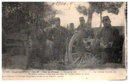 MILITARIA 1914-1918 [N°CR14887] - Weltkrieg 1914-18