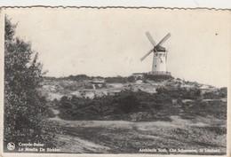 Koksijde - Coxyde  Bains :  Le Moulin De Blekker , ( Architecte SCAB , Chs Schaessens , St Idesbald ) Molen , Windmolen - Koksijde