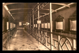 06 - NICE - VUE INTERIEURE DE L'AQUARIUM PROMENADE DES ANGLAIS - Musea