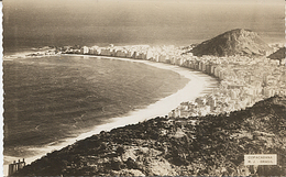 X116887 BRESIL BRAZIL BRASIL COPACABANA ESTADO DA GUANABARA - Copacabana