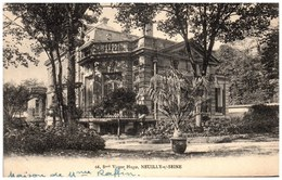92 NEUILLY SUR SEINE [N°CR17082] - Neuilly Sur Seine