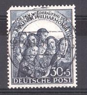 Berlin - 1950 - N° 59 Oblitéré - Les Anges Chanteurs - [5] Berlino