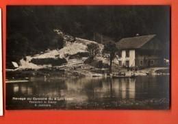 GAZZ-03e Restaurant Les Graviers,Aval Du Saut-du-Doubs,Ravage Cyclone 9 Juin 1930, RARE Neuma Chaux-de-Fonds.scan Du Dos - NE Neuchâtel