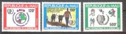 MALI Sport(soccer,boxing),scouts Set 3 Stamps  MNH - Francobolli