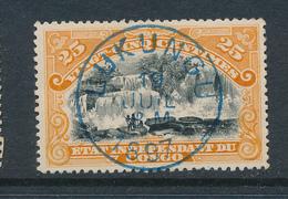 """BELGIAN CONGO """"LUKUNGU"""" COB 21 - Belgisch-Kongo"""