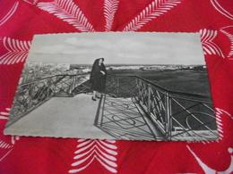 COSTUMI COSTUMES TRACHTEN TRAJES MALTA UPPER BARRAKKA MALTESE LADY WEARING FALDETTA - Malta