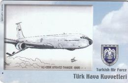 TURKEY - KC-135R Strato Tanker 1995/Şubat 2009 (Aircraft) , Tirage 200,000 , 50 Unit ,used - Türkei