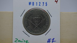 Zaire 10 Makuta 1973 Km#7 - Zaïre (1971-97)