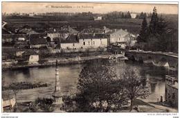 BOURDEILLES - Le Faubourg. - Francia