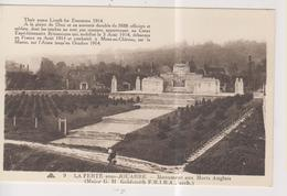 CPA-77-Seine Et Marne- LA FERTE-sous-JOUARRE- Monument Aux Morts Anglais- - La Ferte Sous Jouarre