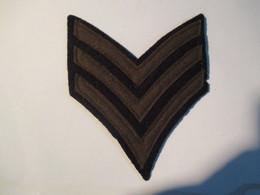 Patch US Army Insigne Galon WW2 Original Ecusson Military - 1939-45