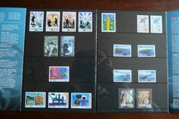 Timbre ILES FEROE - Année 2000 Complète ( Booklet - Year Set - Year Pack ) - Neuf ** Luxe - Faroe Islands