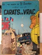 Gil Jourdan Carats En Vrac:1971 - Gil Jourdan