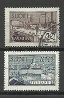 FINLAND FINNLAND 1942/55 Michel 259 - 260 O - Finland
