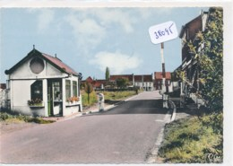CPM GF -38045- 59-Leers - Bureau De Nechain De La Douane Française  -Envoi Gratuit - Autres Communes