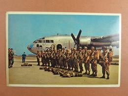 Para à L'embarquement Sur C 119 - Parachutisme