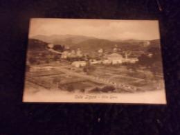 ITALIE VOYAGEE TIMBRE CELLE LIGURE VILLA GIOIA 1908 - Otras Ciudades