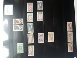 Sénégal,  Soudan,  Cote 155€ - Sammlungen