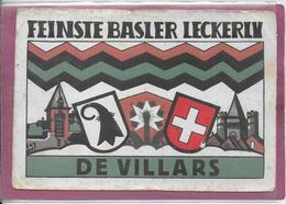 FEINSTE BASLER LECKERLK DE VILLARS - JU Jura