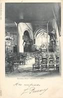 CPA 59 Nord Bouchain Intérieur De L'Eglise - Bouchain