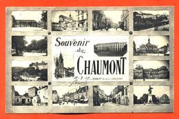 """CPA 52 Chaumont """" Souvenir De Chaumont """" Carte Multivues - Chaumont"""