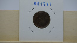 USA 1 Cent - Émissions Fédérales