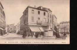 CPA//744....RIVE DE GIER ...JURY FILS FABRIQUE DE CHAPEAUX...VESPASIENNE - Rive De Gier