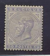 41*  40c *   Gomme Originale. Cote 440,-Euros. Bonne Qualité, Sans Défaut - 1883 Leopold II