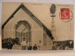 CPA 89 YONNE PASSY LE LAVOIR ET L EOLIENNE 112 - Frankrijk