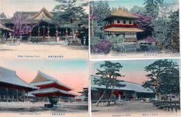 JAPON - JAPAN - KYOTO - Lot De 14 Cartes - Cartes Postales