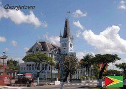 1 AK Guyana * Rathaus In Der Hauptstadt Georgetown - Es Wurde Von 1887 Bis 1889 In Holzbauweise Erbaut * - Postkaarten
