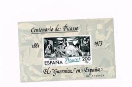 Centenaire De Picasso.MNH,Neuf Sans Charnière. - Blocs & Hojas