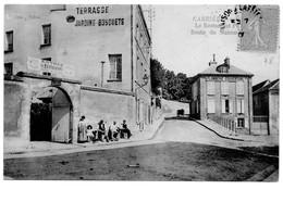 CARRIERES SOUS BOIS : Le Restaurant Philippe Route De Maisons Laffitte - France