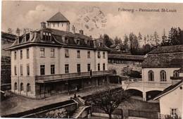 Fribourg 1918 - Pensionnat Saint-Louis - FR Fribourg
