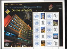 2013 - 812**MNH - Wien - Internationales Zentrum