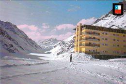 1 AK Chile * Portillo - Ein Wintersportort Auf 2860 M Höhe * - Chile