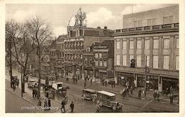 Utrecht, Vredenburg Met Tram, Auto's En C & A  1933 - Utrecht