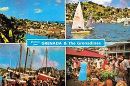 1 AK Grenada * Ansichten Der Karibikinsel Grenada * - Grenada