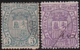 Espana   .    Yvert  .     Impots Du Guere  .  3/4       .     O       .      Oblitéré  .  /  .   Cancelled - Impuestos De Guerra