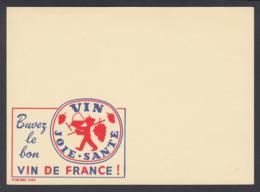Publibel 1982 - Sans Timbre - Thématique Vin (VG) DC5064 - Stamped Stationery