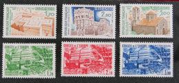 FRANCE - 1984 - YT SERVICE 79 à 84 ** - Officials