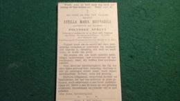 OORLOGSLACHTOFFER TRAGISCH  OVERLEDEN TE LILLO 2 JANUARI  1945 - Antwerpen