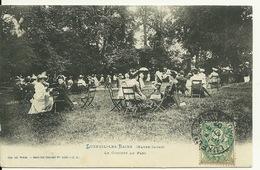 70 - LUXEUIL LES BAINS / LE CONCERT AU PARC - Luxeuil Les Bains