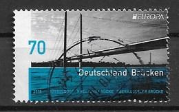 BRD  2018 Mi.Nr. 3383 , EUROPA CEPT Brücken - Gestempelt / Fine Used / (o) - 2018