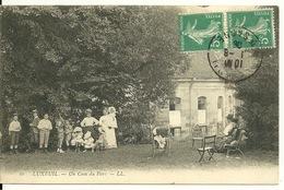 70 - LUXEUIL LES BAINS / UN COIN DU PARC - Luxeuil Les Bains